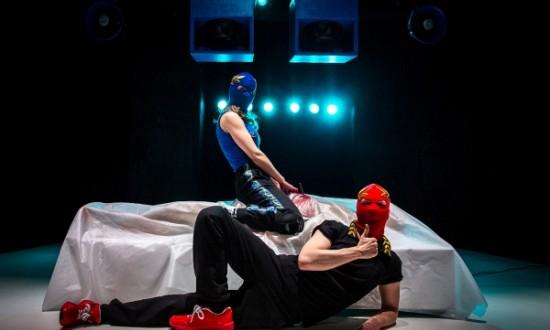 Theater music + sound design: Juliusz Cezar wierzy w poranek dir. M. Wdowik 2016